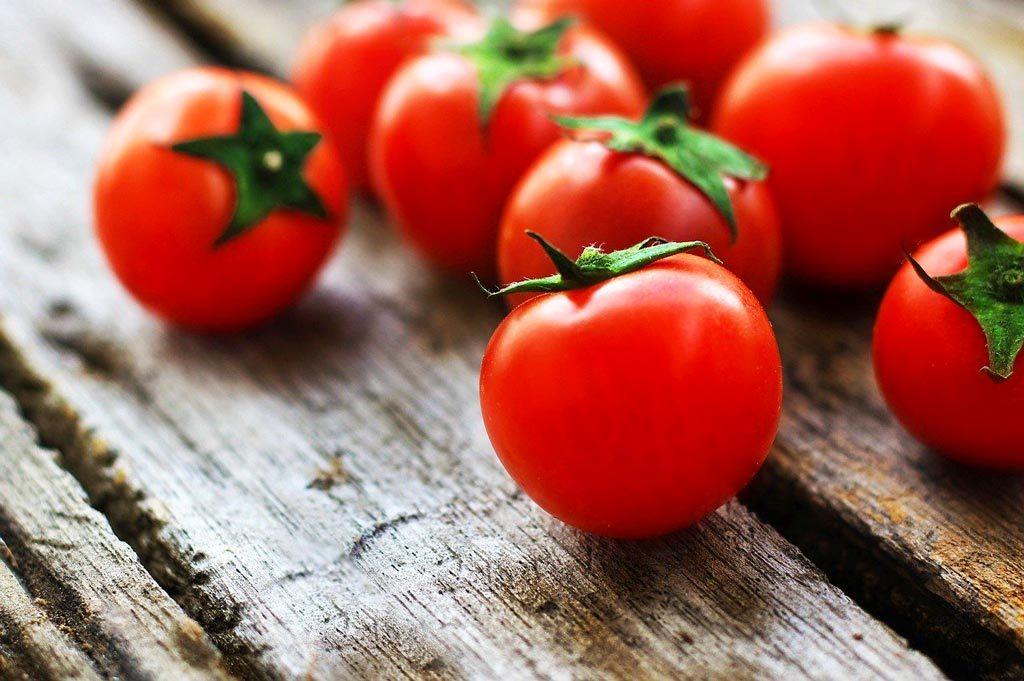 tomates cerises, à croquer