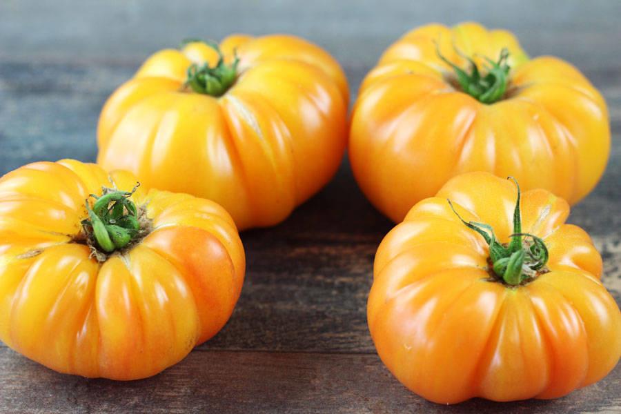 tomate variété ananas
